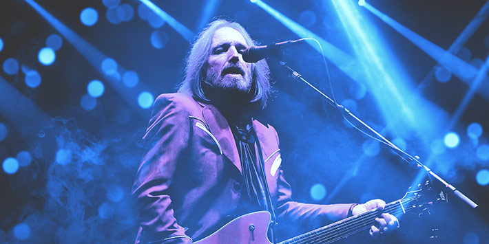 Tom Petty and The Heartbreakers Tickets