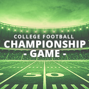 College Football Championship Game Tickets