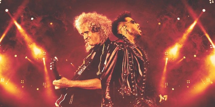 Queen & Adam Lambert Tickets
